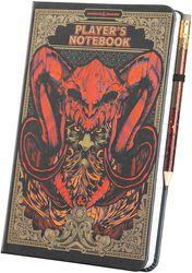 Cuaderno de jugador