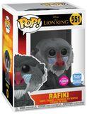 Rafiki (Flocked) (Funko Shop Europe) Figura Vinilo 551
