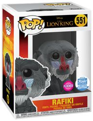 Rafiki (Flocked) (Funko Shop Europe) Figura Vinilo 551