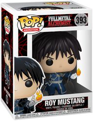 Figura Vinilo Roy Mustang 393