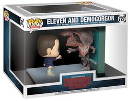 Figura Vinilo Eleven & Demogorgon (Movie Moments) 727