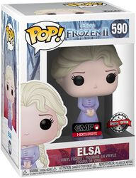 Figura Vinilo Elsa 590