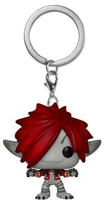 3 - Sora (Monsters, INC.) Pocket Pop Llavero
