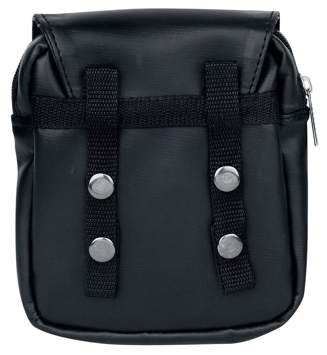 marsupio kilt black premium by emp bolsa para cintur n emp