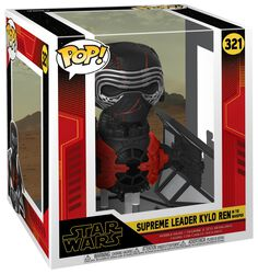 Figura Vinilo Episode 9 - The Rise of Skywalker - Supreme Leader Kylo Ren in the Whisper (POP Deluxe) 321