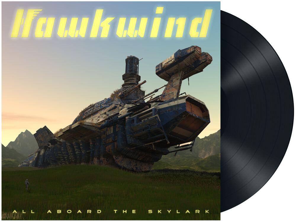 All aboard the skylark
