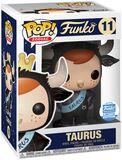 Figura Vinilo Zodiac - Taurus (Funko Shop Europe) 11