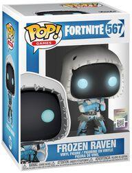 Figura Vinilo Frozen Raven 567
