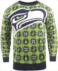 Jersey cuello redondo Seattle Seahawks