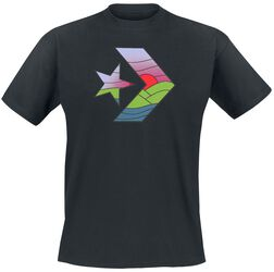 Star Chevron Sunset Short Sleeve Tee