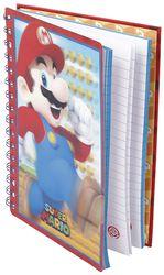 Mario - Cuaderno