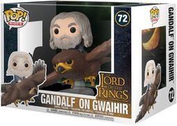 Figura Vinilo Gandalf On Gwaihir (Pop Rides) 72