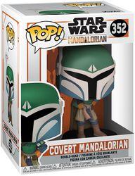 Figura Vinilo The Mandalorian - Covert Mandalorian 352