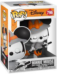 Figura vinilo Minnie (Halloween) 796