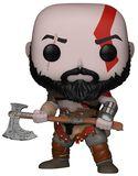 Figura Vinilo Kratos 269
