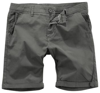 Stretch Turnup Chino Shorts