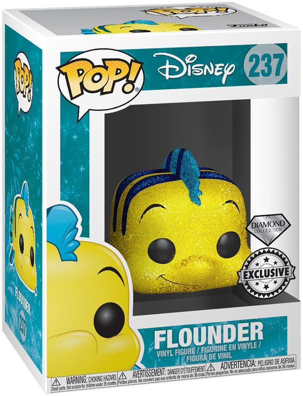 Figura vinilo Flounder (Diamond Collection) 237