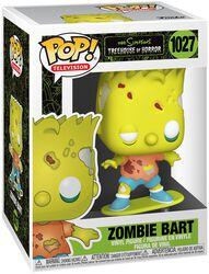 Figura vinilo Zombie Bart 1027