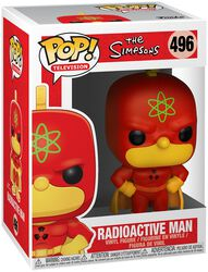 Figura Vinilo Radioactive Man 496