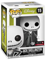 Figura Vinilo Jack Skellington (Diamond Collection) 15