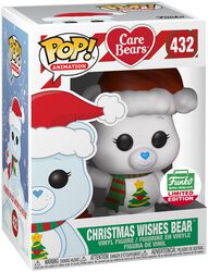 Figura Vinilo Christmas Wishes Bear (Funko Shop Europe) 432