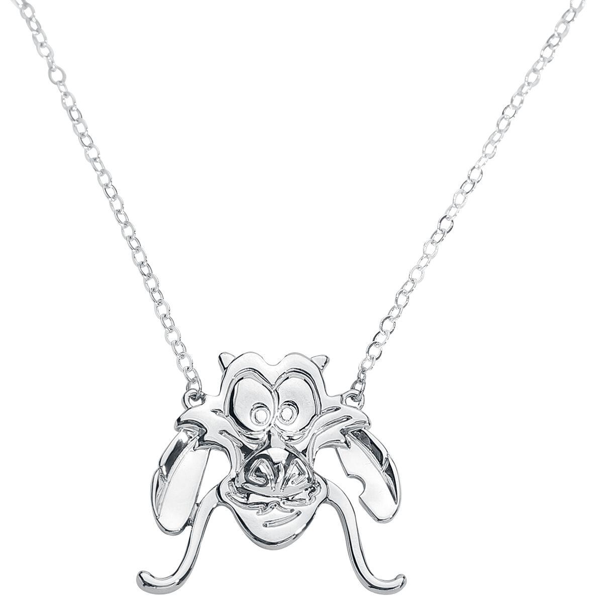 Disney Couture Chapado en Oro Reino Mulan Mushu Guardian Dragon Collar