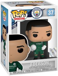 Football Figura Vinilo Manchester City - Ederson 37