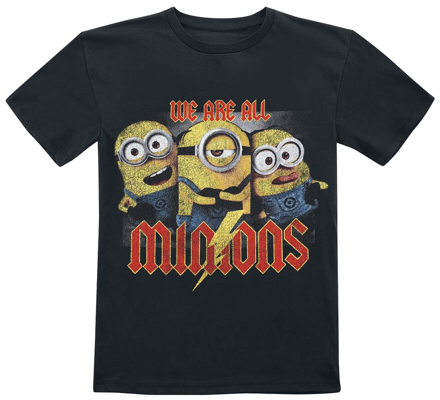 Kids - We Are All Minions