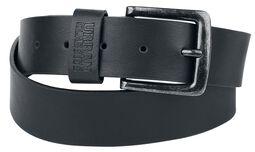 Cinturón de piel artificial