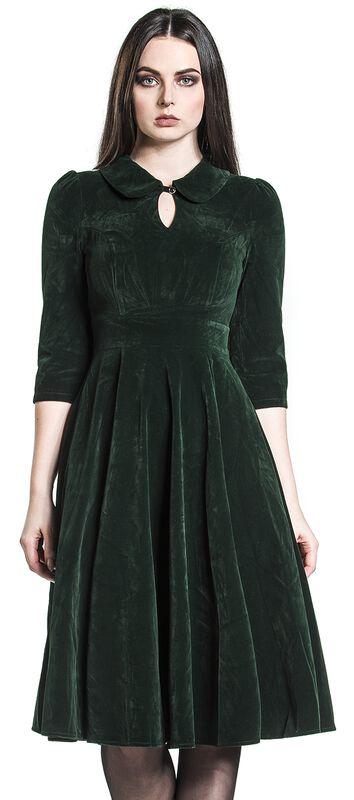 Vestido Glamorous Velvet Tea