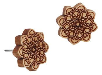 eydl Wood Jewellery Mandala
