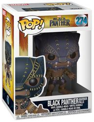 Figura Vinilo Black Panther Warrior Fall 274