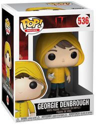Figura Vinilo Georgie Denbrough (posible Chase) 536