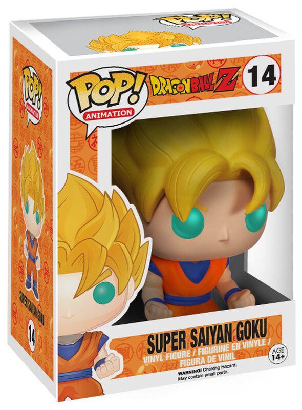 Z - Super Saiyan Goku Vinyl Figure 14