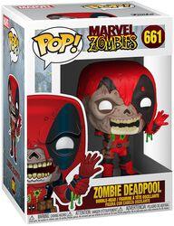Figura vinilo Zombies - Zombie Deadpool 661