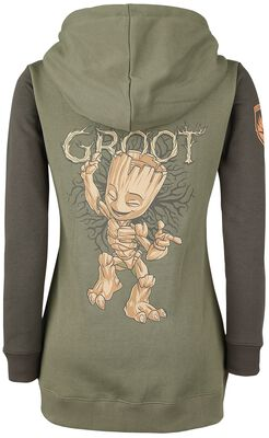 Groot - Let's rock this