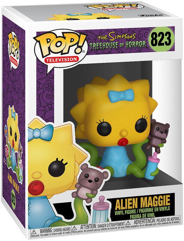 Figura Vinilo Alien Maggie 823