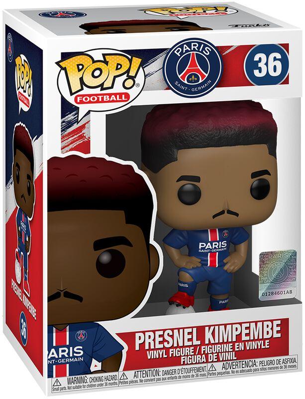 Football Figura Vinilo Paris Saint-Germain - Presnel Kimpembe 36
