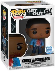 Figura Vinilo Chris Washington (Funko Shop Europe) 834