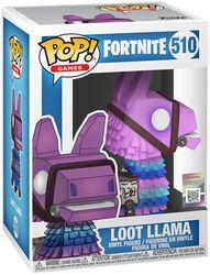 Figura Vinilo Loot Llama 510