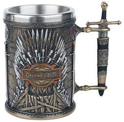 Jarra Iron Throne