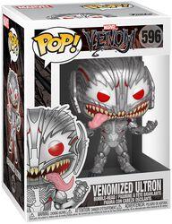 Figura Vinilo Venomized Ultron 596