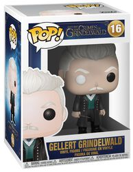 Figura vinilo The Crimes of Grindelwald - Gellert Grindelwald 16
