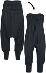 2 en 1: Pantalones Harem y Mono