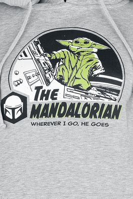 The Mandalorian - Wherever I Go