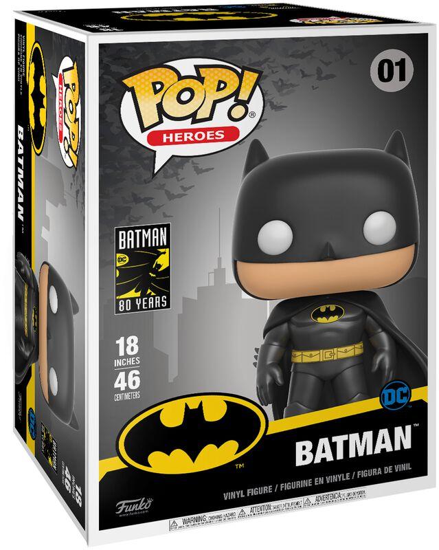 Figura Vinilo Batman (Life Size) 01
