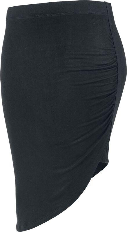 Falda Mujer Asimétrica de Viscosa