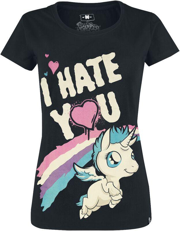 I Hate You