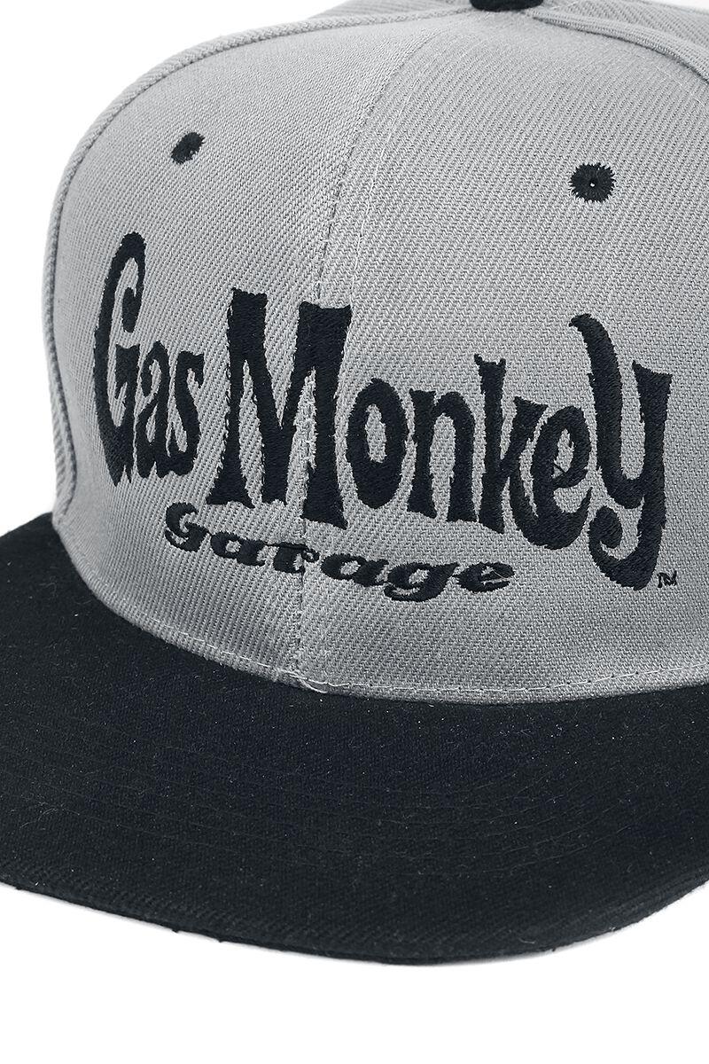 414e058b96b Logo   Gas Monkey Garage Gorra   EMP