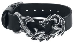 Maelstrom Leather Wristrap